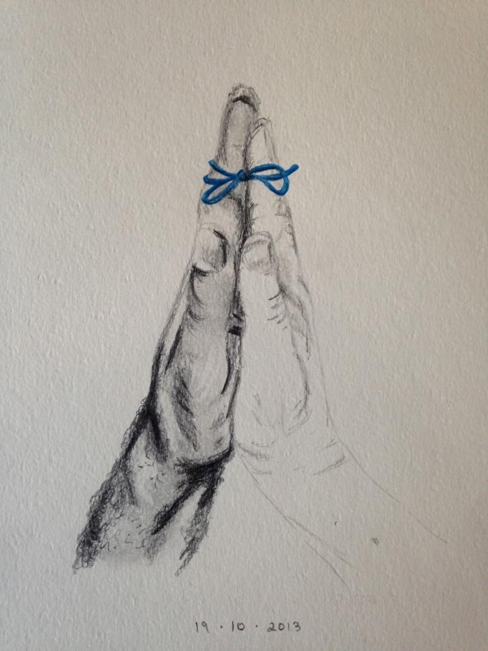 Selina Braine...The knot.