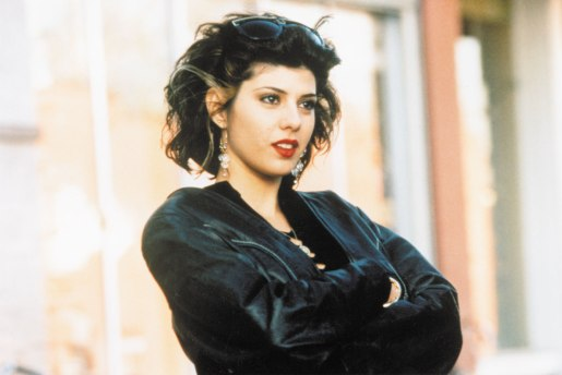 Marissa Tomei - my idol in High School.