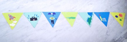 Selina Braine altogetherpaperbunting