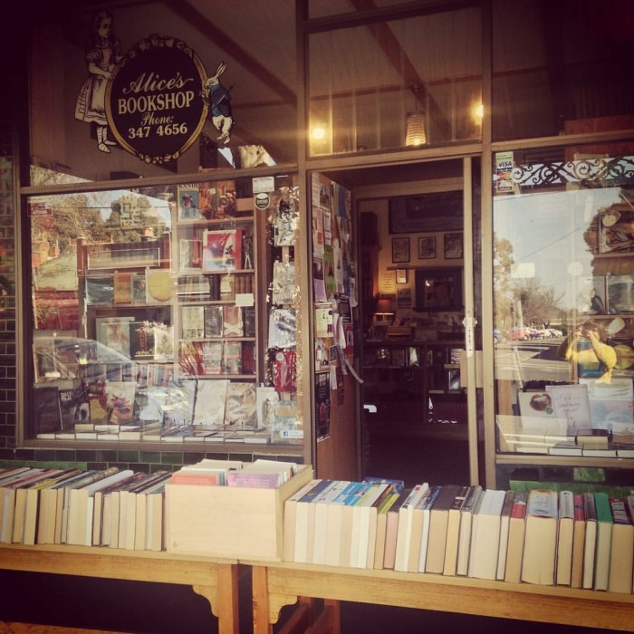 Here's a pic of our beautiful Alice. She's at 629 Rathdowne St, North Carlton.
